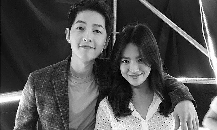 ซองเฮเคียว - ซงจุงกิ กับเส้นทางรักจากวันแต่งงานจนถึงวันจบชีวิตคู่
