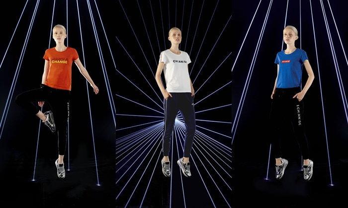 จะเกิดอะไรขึ้น เมื่อ CHANGE by Giordano ท้าทายให้คุณลุกขึ้นมาสร้างความเปลี่ยนแปลงผ่านเสื้อผ้าที่สวมใส่
