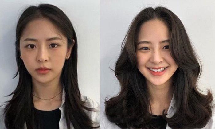 แค่ดัดผมก็เปลี่ยนรูปหน้าได้ ไอเดียสวยสไตล์ดัดผมลอนจากช่างเกาหลี