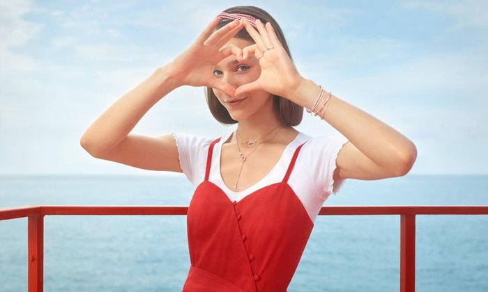 ประกายจรัสแห่งรัก จุดเริ่มต้นแรงบันดาลใจของสวารอฟสกี้ สู่คอลเลกชันวาเลนไทน์ในปี 2020