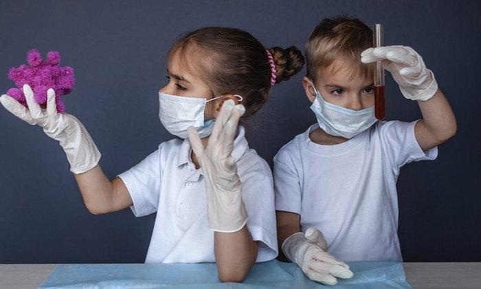 ไวรัสโควิด-19 ระบาด ดูแลเด็กๆ อย่างไรในช่วงอยู่บ้านให้ปลอดภัยที่สุด