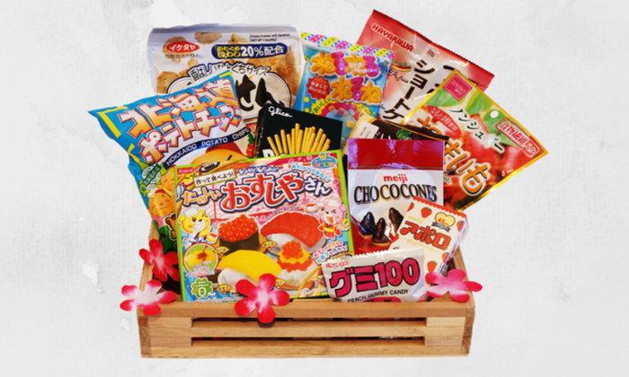 จัดอันดับ ขนมเด็กที่คนญี่ปุ่นเทใจให้