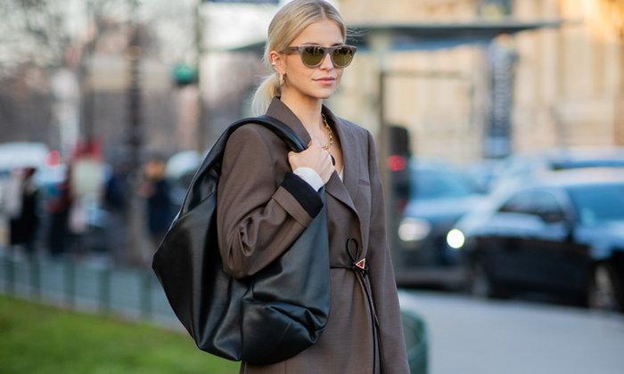 กระเป๋า Shoulder Pouch โดดเด่น และทันสมัย จาก Bottega Veneta
