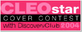 CLEO Star Cover Contest With Discovery Club 2004 by Shu Uemura