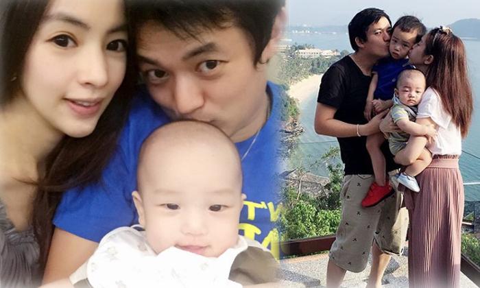 อัพเดทชีวิต เจน ชมพูนุช คุณแม่ลูก 2 ลูกชายหล่อตี๋ งานดีมาก