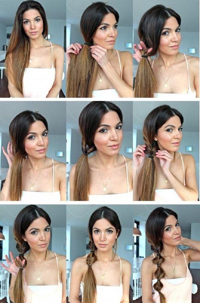 1470217742 simple twist on a side ponytail