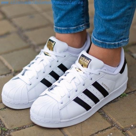 1510198514 16787 zapatillas adidas superstar blancas mujer
