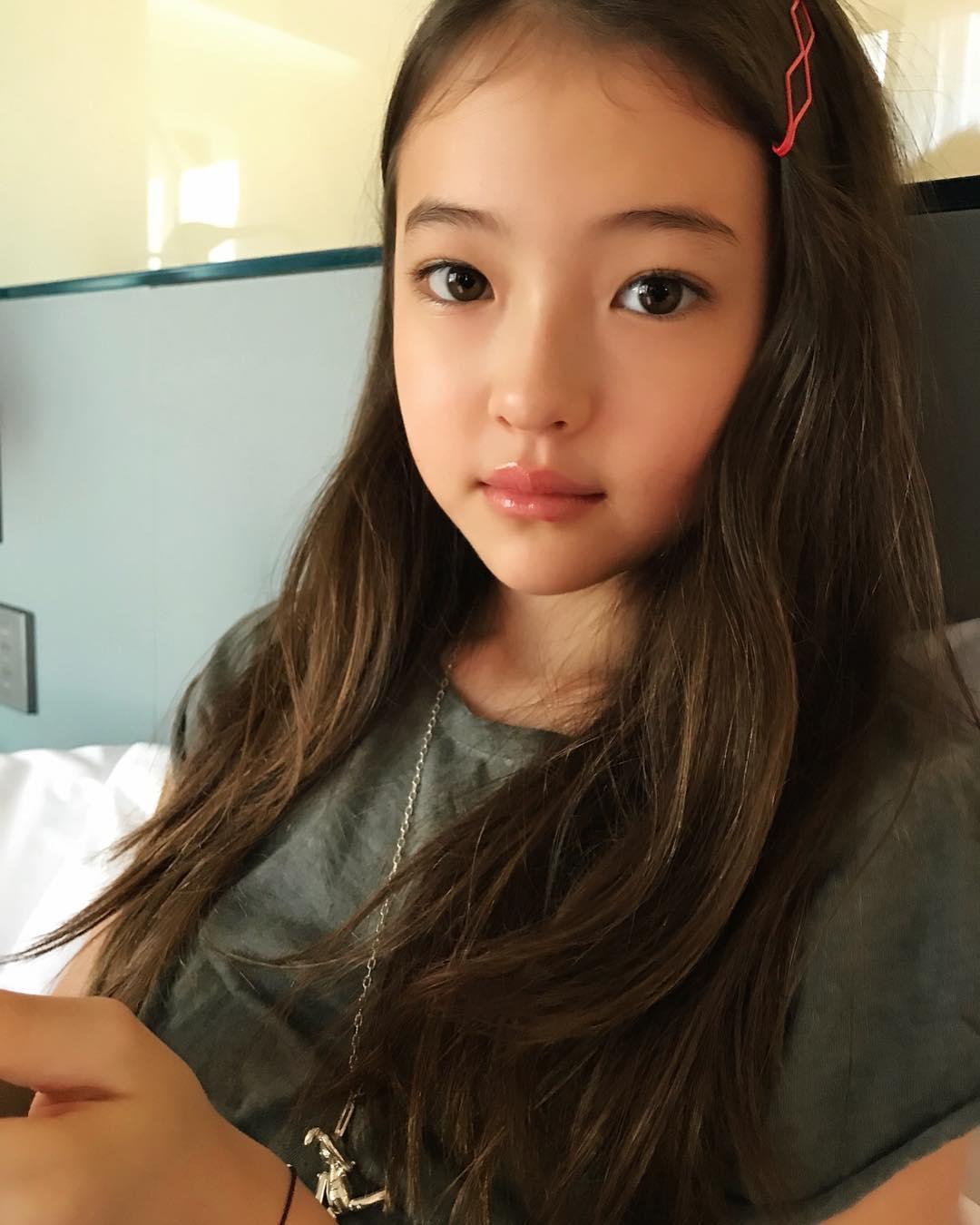 หนูน้อยวัย 9 ขวบ ที่ได้ชื่อว่าเป็น ผู้หญิงที่สวยที่สุดใน
