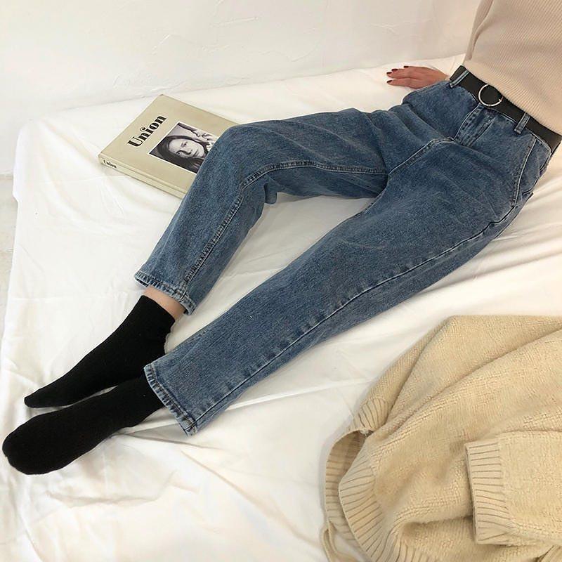 ส่องร้านไอจีกางเกงยีนส์ ใส่แล้วสวย ในราคาหลักร้อย งบน้อยแต่สวยและดูแพง