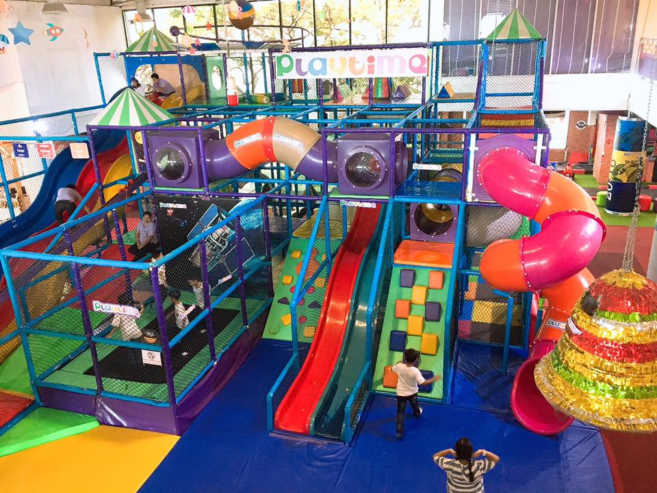 13 สวนสนุกเด็ก สวนสนุกในร่ม สวนสนุกในห้างสรรพสินค้า ที่พ่อแม่ต้องไม่พลาด!