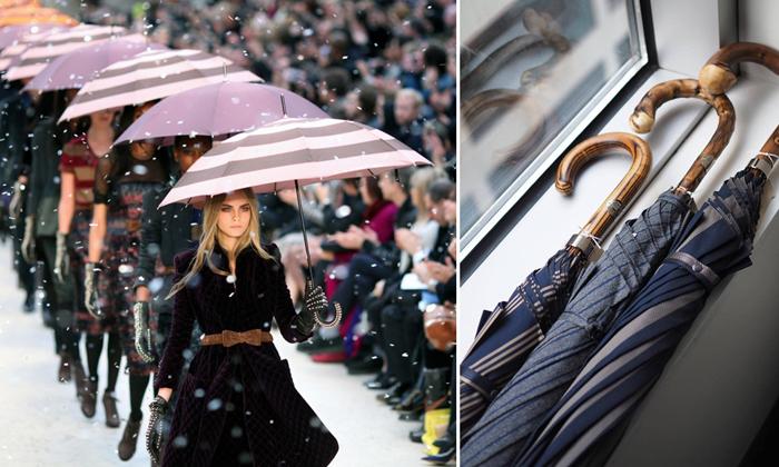ทำความรู้จัก 8 สุดยอดแบรนด์ร่มสุดหรูที่จะทำให้สาว ๆ หันมาใส่ใจในการเลือกร่มมากขึ้น