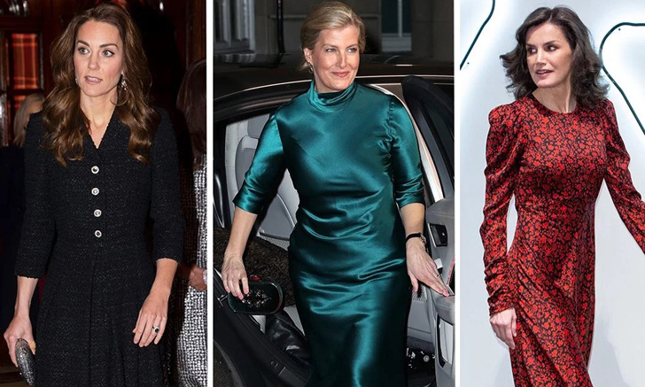 Royal Style : 6 สไตล์ที่สวยที่สุดของสมาชิกราชวงศ์ทั่วโลกประจำเดือนกุมภาพันธ์