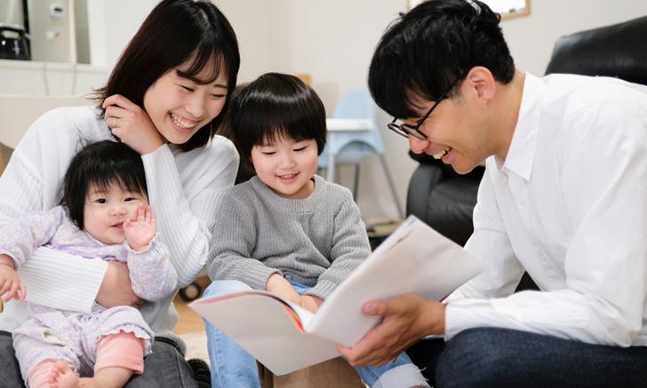 6 วิธีฝึกลูกน้อยให้เป็นคนรักการอ่าน