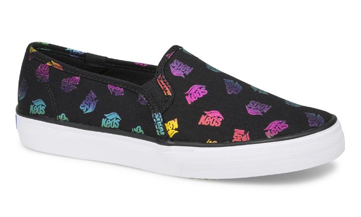 Keds for Pride รองเท้ารุ่นยอดนิยม 3 รุ่น ออกแบบลวดลายพิเศษด้วยการใช้โทนสีรุ้ง