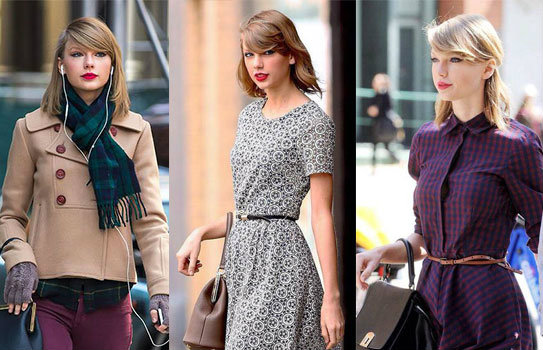 Fashion Taylor Swift