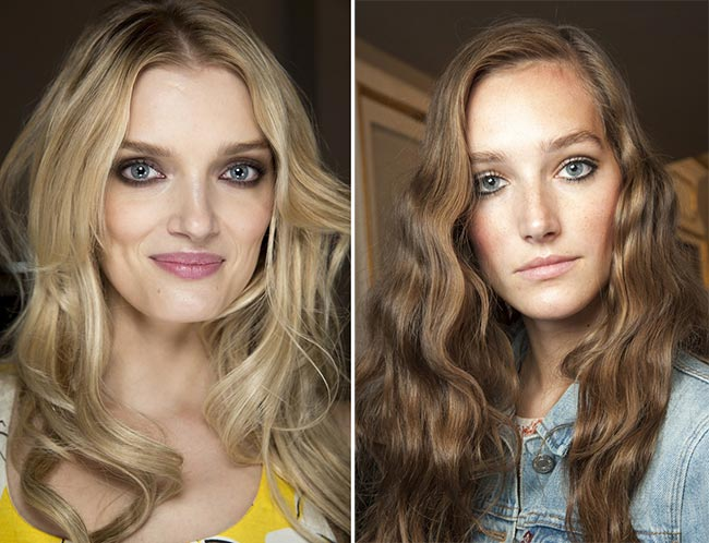 spring summer 2015 hairstyle trends อ พเดทเทรนด ทรงผมส ดช ค ฮอตฉ า