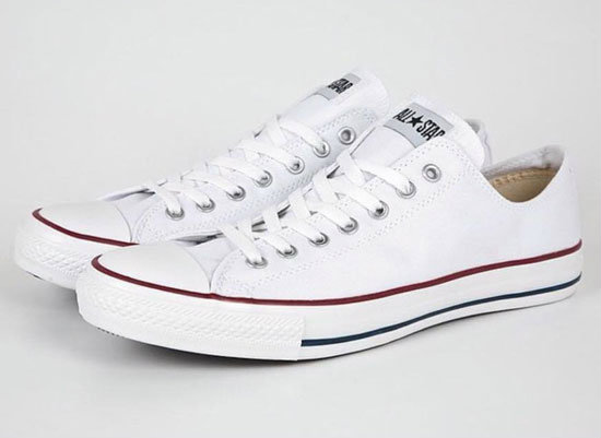 Converse Chuck Taylor All Star Classic White Low