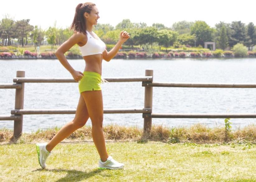 พลังงานเท่าไหร่ที่จะเดินเพื่อลดน้ำหนัก